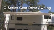 G-Series Gear Drive Awnings byDometic